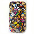 Retro Cartoon Hard Back Cases Covers for Samsung Galaxy SIII S3 I9300 I9308 I939 I535