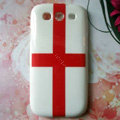 Retro England flag Hard Back Cases Covers for Samsung Galaxy SIII S3 I9300 I9308 I939 I535