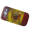 Retro Spain flag Hard Back Cases Covers for Samsung Galaxy SIII S3 I9300 I9308 I939 I535