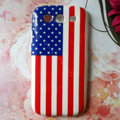 Retro USA American flag Hard Back Cases Covers for Samsung Galaxy SIII S3 I9300 I9308 I939 I535