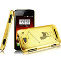 IMAK Aries Constellation Color Covers Hard Cases for MI M1 MIUI MiOne - Golden