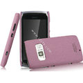 IMAK Cowboy Shell Quicksand Hard Cases Covers for Nokia 801T - Purple