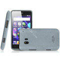 IMAK Cowboy Shell Quicksand Hard Cases Covers for TCL C995 - Gray
