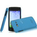 IMAK Cowboy Shell Quicksand Hard Cases Covers for TCL S600 - Blue