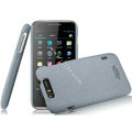 IMAK Cowboy Shell Quicksand Hard Cases Covers for TCL S800 - Gray