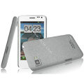 IMAK Cowboy Shell Quicksand Hard Cases Covers for ThL V11 - Gray