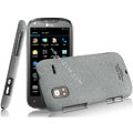 IMAK Cowboy Shell Quicksand Hard Cases Covers for ThL W1 - Gray