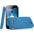 IMAK Cowboy Shell Quicksand Hard Cases Covers for ThL W2 - Blue
