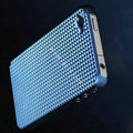 IMAK Diamond Texture Shell Hard Cases for iPhone 4G\4S - Blue