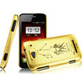 IMAK Gemini Constellation Color Covers Hard Cases for MI M1 MIUI MiOne - Golden