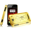 IMAK Libra Constellation Color Covers Hard Cases for MI M1 MIUI MiOne - Golden