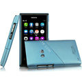 IMAK Mix and Match Color Covers Hard Cases for Nokia N9 - Blue