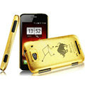 IMAK Taurus Constellation Color Covers Hard Cases for MI M1 MIUI MiOne - Golden