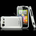 IMAK Titanium Armor Knight Color Covers Hard Cases for HTC Incredible S S710E G11 - Silver