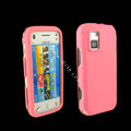 IMAK Ultra-thin Color Covers Hard Cases for Nokia N97 mini - Pink