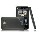 IMAK Ultrathin Color Covers Hard Cases for HTC Leo T8585 T8588 Touch HD2 - Black