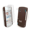 IMAK Ultrathin Color Covers Hard Cases for Nokia 5230 - Brown