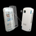 IMAK Ultrathin Color Covers Hard Cases for Nokia 5230 - White