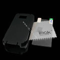 IMAK Ultrathin Color Covers Hard Cases for Nokia 5530 - Black
