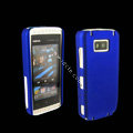 IMAK Ultrathin Color Covers Hard Cases for Nokia 5530 - Blue