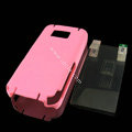 IMAK Ultrathin Color Covers Hard Cases for Nokia 5530 - Rose