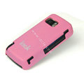 IMAK Ultrathin Color Covers Hard Cases for Nokia 5800 - Pink