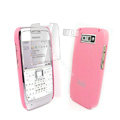 IMAK Ultrathin Color Covers Hard Cases for Nokia E71 - Pink