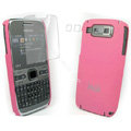 IMAK Ultrathin Color Covers Hard Cases for Nokia E72 - Pink