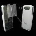 IMAK Ultrathin Color Covers Hard Cases for Nokia E72 - White