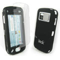 IMAK Ultrathin Color Covers Hard Cases for Nokia N97 - Black