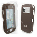 IMAK Ultrathin Color Covers Hard Cases for Nokia N97 - Brown