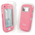 IMAK Ultrathin Color Covers Hard Cases for Nokia N97 - Pink