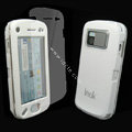 IMAK Ultrathin Color Covers Hard Cases for Nokia N97 - White