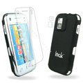 IMAK Ultrathin Color Covers Hard Cases for Nokia N97 mini - Black
