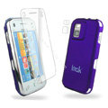 IMAK Ultrathin Color Covers Hard Cases for Nokia N97 mini - Jewel-colored
