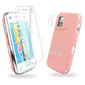 IMAK Ultrathin Color Covers Hard Cases for Nokia N97 mini - Pink