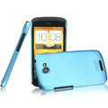 IMAK Ultrathin Matte Color Covers Hard Cases for HTC One S Ville Z520E - Blue
