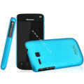 IMAK Ultrathin Matte Color Covers Hard Cases for Hisense EG906 - Blue