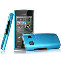 IMAK Ultrathin Matte Color Covers Hard Cases for Nokia 500 - Blue