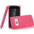 IMAK Ultrathin Matte Color Covers Hard Cases for Nokia 801T - Rose