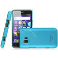 IMAK Ultrathin Matte Color Covers Hard Cases for TCL C995 - Blue
