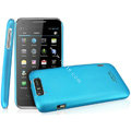 IMAK Ultrathin Matte Color Covers Hard Cases for TCL S900 - Blue