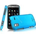 IMAK Ultrathin Matte Color Covers Hard Cases for ThL W1 - Blue