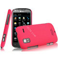 IMAK Ultrathin Matte Color Covers Hard Cases for ThL W1 - Rose