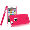 IMAK Ultrathin Matte Color Covers Hard Cases for iPhone 5 - Rose