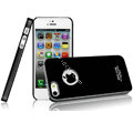 Imak ice cream hard cases covers for iPhone 5 - Black