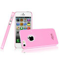 Imak ice cream hard cases covers for iPhone 5 - Pink