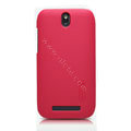 Nillkin Super Matte Hard Cases Skin Covers for HTC T528t One ST - Red