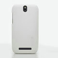 Nillkin Super Matte Hard Cases Skin Covers for HTC T528t One ST - White