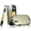 IMAK Titanium Color Covers Hard Cases for Motorola XT800 - Gold